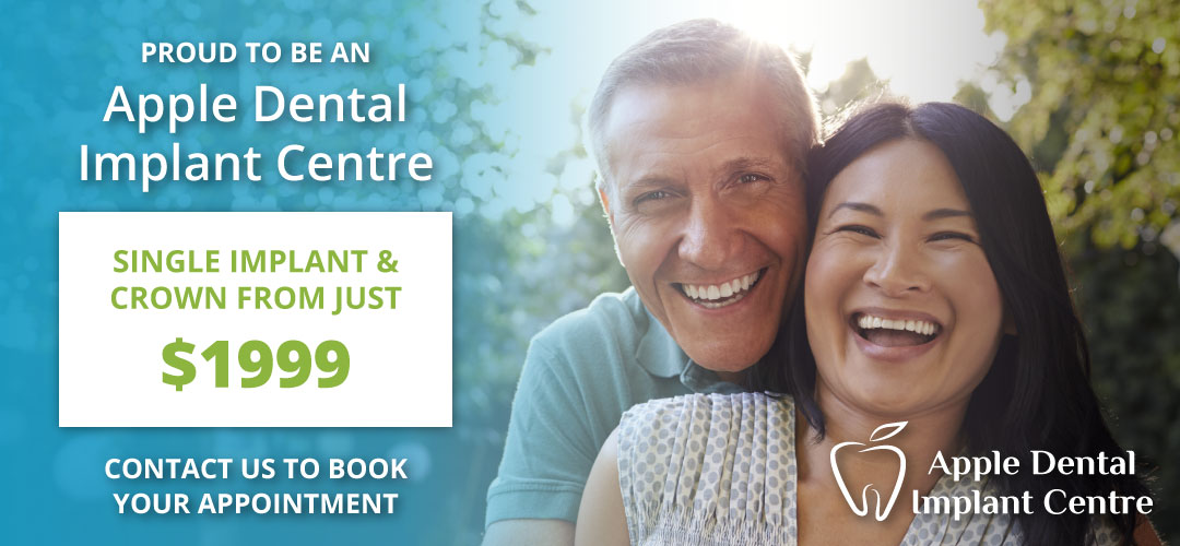 Apple Dental Implant Centre Member Banner